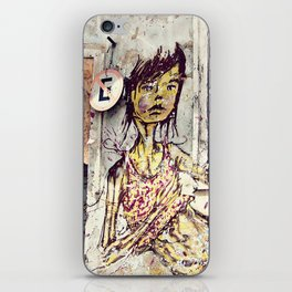 expression iPhone Skin