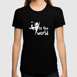 Christian Christmas Design - Joy to the World T-shirt