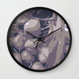 Pago Pago Wall Clock