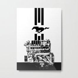 motors GT350 Metal Print