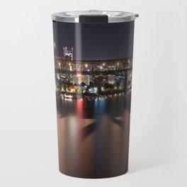 Bridgetown, Portland OR Travel Mug