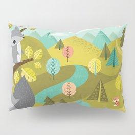Let's Go on an Adventure Pillow Sham