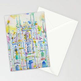 MILAN CATHEDRAL - DUOMO Stationery Cards