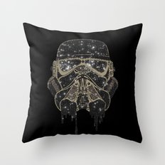storm troop Throw Pillow