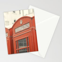 Telephone Stationery Cards