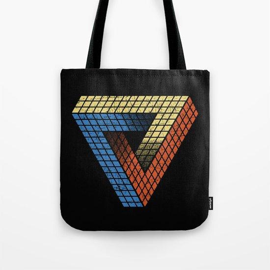 Penrose Puzzle Tote Bag