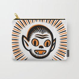 Werewolf Head Carry-All Pouch