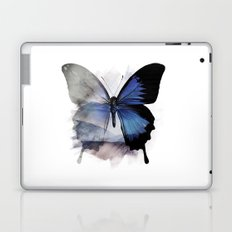 Blue Shadows Butterfly Laptop & iPad Skin