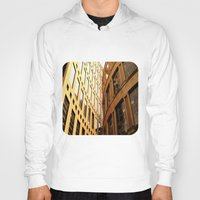 library Hoodies featuring Library  by Ethna Gillespie