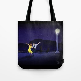 Here's to the Dreamers Tote Bag