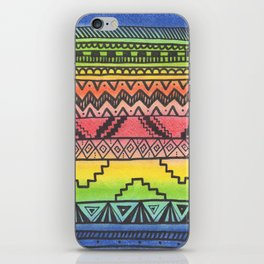 Tribal #3 iPhone Skin