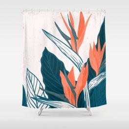 Flowers -a8 Shower Curtain