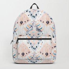 tranquilla balinese ikat mini Backpack
