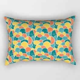 Smoosh Face Rectangular Pillow