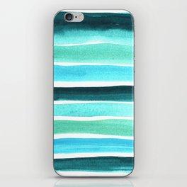 Beach colors iPhone Skin