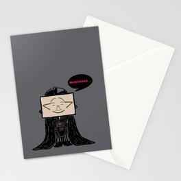 Current Status (Dark Side) Stationery Cards