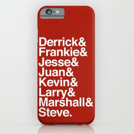 Pioneers iPhone Case