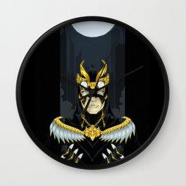 Talon {Goggles up} Wall Clock
