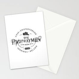 The Highwaymen Stationery Cards