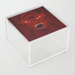 Dracula Acrylic Box