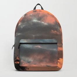 Glowing Clouds Backpack
