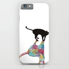 The Cat and Its Shadow Slim Case iPhone 6s