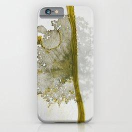 Peaceful Tree iPhone Case