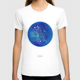 Constellation Gemini T-shirt