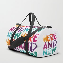 Here & Now Bag Duffle Bag