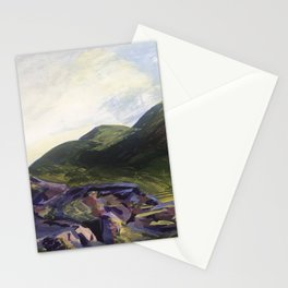 The Mountains of Mourne Stationery Cards