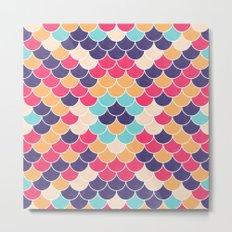 Lovely Pattern VVXVV Metal Print