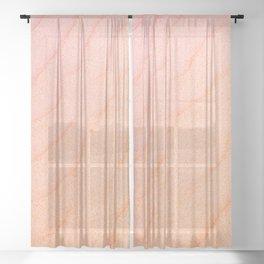 Sand Wave - Beautiful Ripple Sheer Curtain