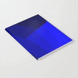 Just Blue #decor #society6 Notebook