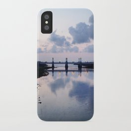 Donostia Reflections iPhone Case