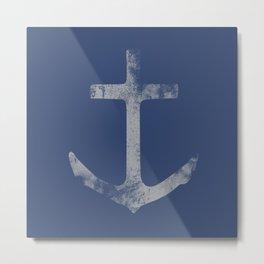 Sinking Ship Metal Print