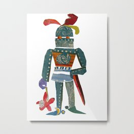 Shy Gallant  Metal Print