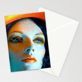 SALLY PORCELAIN #1 Stationery Cards