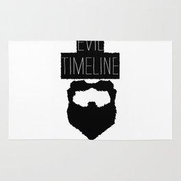Evil Timeline Rug