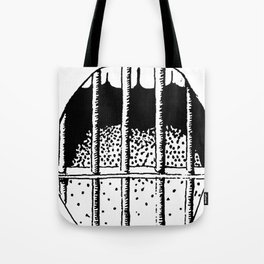 Freedom of Expression 1 of 3 Tote Bag