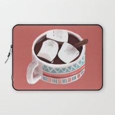 Hot Chocolate Laptop Sleeve