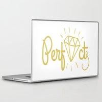 diamond Laptop & iPad Skins featuring Diamond by haroulita