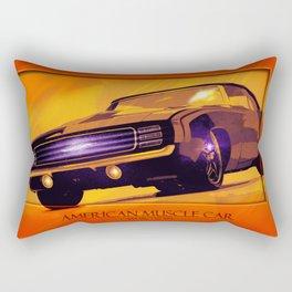 Camaro SS '69 Rectangular Pillow