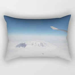 Antartic Glacier Rectangular Pillow