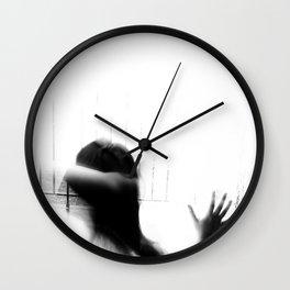 Hearing Damage Wall Clock