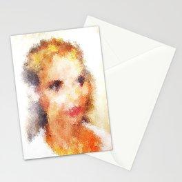 Impressions of Eva Stationery Cards