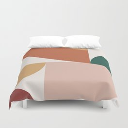 Abstract Geometric 13 Duvet Cover