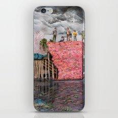 Water Wall iPhone & iPod Skin
