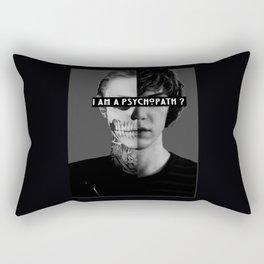 Evan Peters Rectangular Pillow