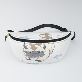 The Last Flying Air Bison - Appa Fanny Pack