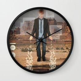 Trailing Memory Wall Clock